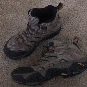Merrill Hiking Boots